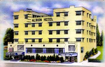 The Albion Hotel Click Here To See Some Positively Delightful Images Of And Ranibow Room Note Bring Your Top Hat